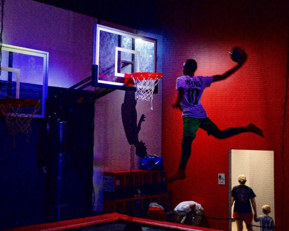 Ijump Tyler Trampoline Park Ninja Course Birthday Party Rooms Tyler Tx East Texas